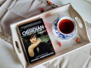Obsidián (Jennifer L. Armentrout) (séria Lux #1)